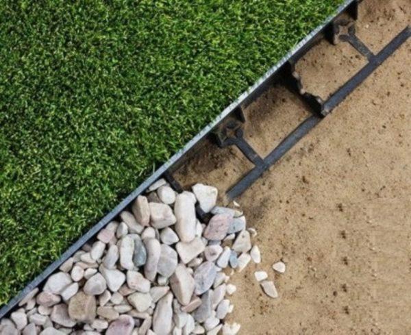 Obrzeża trawnikowe ekobord
